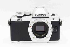 Olympus E M10 ii Micro 4/3 mirrorless camera. 1,300 images taken.