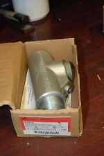 "Cooper Crouse-Hinds, Eys516, 1 1/2"", Sealing Fitting, New in box"