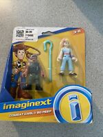 Imaginext Combat Carl Bo Peep Disney Toy Story 4 Figure Fisher Price New