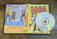 Saving Silverman Dvd - 2001 Amanda Peet Jason Biggs Steve Zahn Jack Black