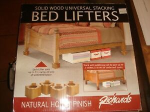 Richards Bed Lifters Set of 4