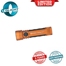 Olight Seeker 2 Pro Orange- 3200LM Rechargeable Flashlight  - DHL Express Ship