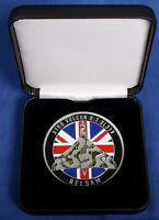 RAF Avro Vulcan B2 XL319 Medal including Presentation Case