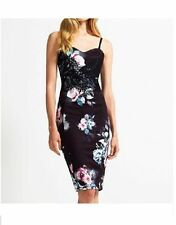 Polyester Outdoor Floral Dresses for Women
