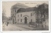 01 BELLEY collège Lamartine - éditions des Galeries Réunies