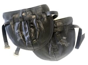 EARLY VINTAGE RAWLINGS BASKETBALL KNEEPADS TOP OF THE LINE IN GREAT CONDITION