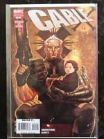 Cable #4 Variant Comic Book,  Marvel, NM, Vol. 2