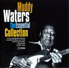 Muddy Waters - Essential Collection (2000) CD Album