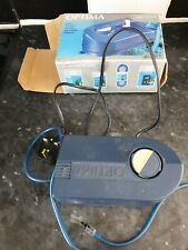 Elite Optima Air Pump - For Aquariums/Fish Tanks - Good Condition