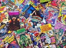 HQ1 MARVEL DC COMICS Pile Spider-Man Wolverine Batman  MOUSE PAD 9 X 7inch USA