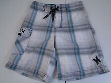 Hurley Boy's Swim Trunks Size 7 Board Shorts #0738