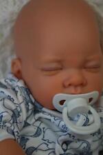 CUTE REBORN SOFIA SCULPT - SAMUEL - BALD BABY BOY DOLL - NUBORNZ NURSERY
