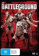 WWE - Battleground (DVD, 2013) - Region 4