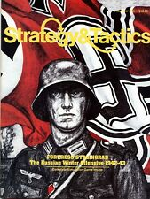 Strategy & Tactics Game Fortress Stalingrad Russian Winter Offensive 1942-43