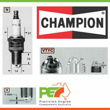 4X New *Champion* Spark Plug For Volkswagen Golf Mk3 Typ 1H 2.0L Ady,Agg