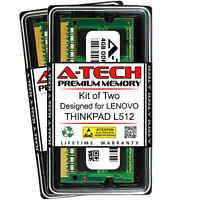 8GB 2x 4GB PC3-10600 DDR3 1333 MHz Memory RAM for LENOVO THINKPAD L512
