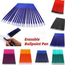 20-50Pcs Erasable Pen Refill Magic Gel Ink supplies Office School Pens E 01