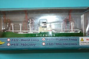 Rickmers Lines Cargo Ship Boxed from Triang Minic ships P 613 discontinued