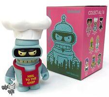 "Bender Variant - Futurama x Kidrobot Good News Everyone Series - 3"" Vinyl Figure"