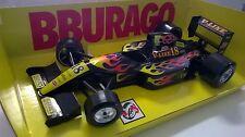 BURAGO GRAND PRIX 1:24 AUTO DIE CAST LONG BEACH NERO ART 6119