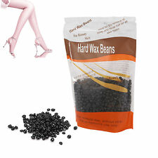 3 Bags Black Unscented Hot Film Hard Wax Depilatory Pellet Waxing Hair Removal