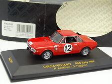Ixo 1/43 - Lancia Fulvia N°12 RAC Rally 1969