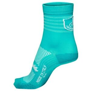 New Campagnolo Litech Cycling Socks, Aqua Marine - Various Sizes