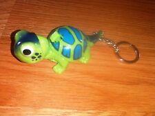 Zoolight LED Lite Keychain Green Turtle