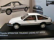 1/43 Kyosho Toyota Sprinter Trueno AE86 GT APEX diecast