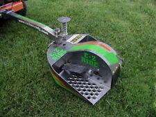 Rack'em EZ-Ride Lawn Mower Sulky - Fits Most Major Brands & Doesn't Jack Knife