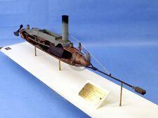 Cottage Industry 1/32 54mm C.S.S. David Confederate Torpedo Boat Civil War 32002