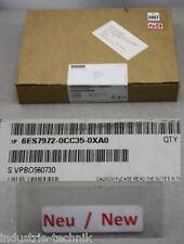 SIEMENS TS ADAPTADOR 6ES7972-0CC35-0XA0 6ES7 972-0CC35-0XA0 NUEVO SELLADO