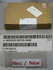 Siemens TS Adattatore 6es7972-0cc35-0xa0 6es7 972-0cc35-0xa0 NUOVO SIGILLATO