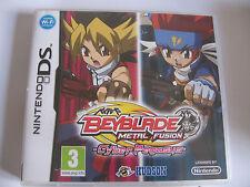 jeu nintendo DS ,Beyblade cyber pegasus  + livret - PORT GRATUIT