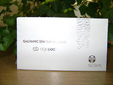 Nu Skin Galvanic SPA Facial Gels With Ageloc - 1 Box