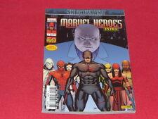MARVEL HEROES EXTRA 7 SHADOWLAND PANINI COMICS TRES BON ETAT