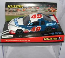 "SCALEXTRIC 6021 CHEVROLET NASCAR  #49  ""COOPER""  MB"