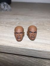 SH Figuarts Star Wars Mace Windu 2 Head Sculpts