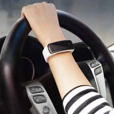 New Fashion Rubber Polished LED Display Sport Wrist Watch Wristband Bracelet US