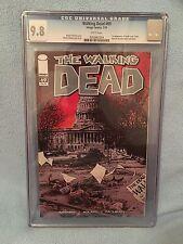 Walking Dead #69 (Jan 2010 Image) CGC 9.8 1st Alexandria Safe Zone, Heath