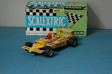 SCALEXTRIC LOTUS MK4, CIRCUIT24, voiture de circuit