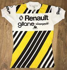 Renault Gitane Campagnolo Le Coq rare vintage cycling jersey size 2 (S)