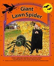 Halloween Yard Outdoor Yard Display Giant Lawn Spider Bag