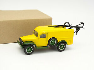 Solido Sb 1/50 - Dodge WC54 Tow Truck