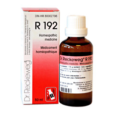 Dr. Reckeweg R192 Indigestion Constipation 50ml Homeopathic Remedies