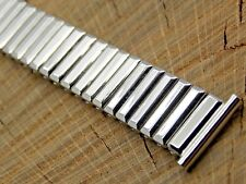 """NEW OLD STOCK Unused Vintage Pontiac Expansion Watch Band 19mm 3/4"""" Stainless"""
