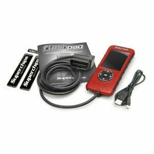 Superchips Flashpaq F5 Programmer Tuner 98-08 Dodge Durango 3.9L 4.7L 5.7L 5.9L