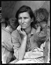 Masters of Photography: Migrant Mother, 1936 by Dorothea Lange: Digital Photo