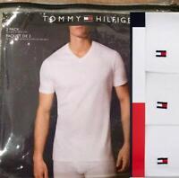 Tommy Hilfiger Herren T-Shirt 3er Pack Signature T-Shirt Original, Große: Medium