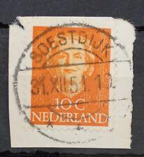 Nederland (A3882) - langebalk Soestdijk op NVPH 520